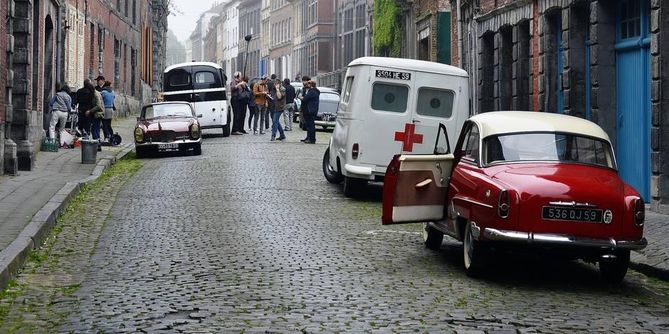 Le Hainaut propose ses décors au 7e art à Tournai