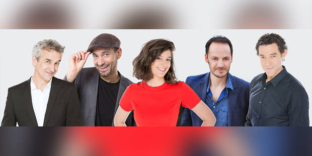 """Le """"Café serré"""" (La Première) accueille trois nouvelles personnalités - La Libre"""