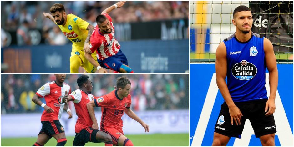 Focus sur les trois Diables de Liga: Carrasco est déjà chaud, Bakkali avec La Corogne, Januzaj est déterminé - La Libre
