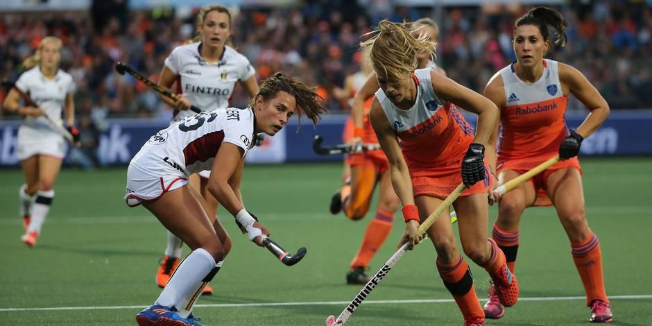 Euro 2017 de hockey: les Red Panthers s'inclinent 0-1 face aux Pays-Bas, assurés de rejoindre les demies