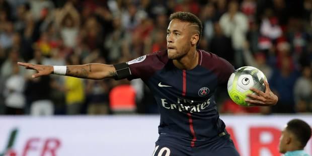Le chef d'oeuvre de Neymar contre Toulouse (VIDEO) - La Libre