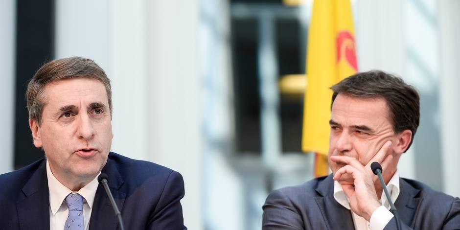 Edito: sourire ou pleurer face à la rentrée politique - La Libre