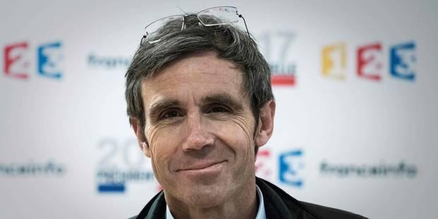 David Pujadas remplace Yves Calvi sur LCI - La Libre
