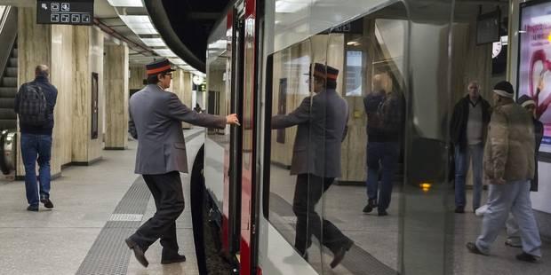 """Une action """"théâtrale"""" contre le service minimum des trains mercredi à Bruxelles - La Libre"""