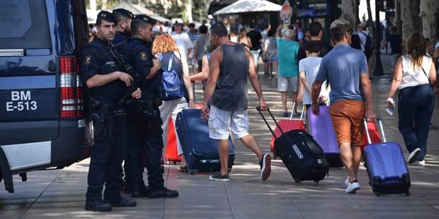 Attentats en Catalogne: le conducteur de la camionnette de Las Ramblas identifié, le bilan monte à 15 morts - La Libre
