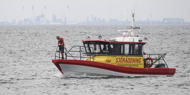 Danemark : le propriétaire du sous-marin a jeté le corps de la journaliste à la mer - La Libre