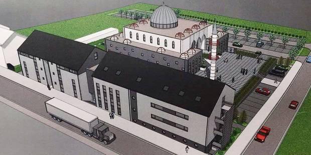 Les Loups veulent avoir leur mot à dire sur le projet de mosquée - La Libre