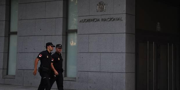 Attentats en Catalogne: les suspects encore en vie devant le juge - La Libre