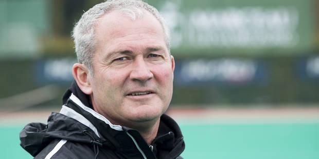 """""""Nos Red Lions doivent rester les pieds sur terre"""", avertit leur coach Shane McLeod - La Libre"""