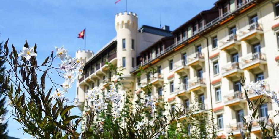 Cent anecdotes à propos du Gstaad Palace, l'hôtel le plus célèbre de Suisse
