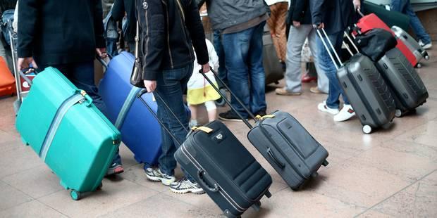 Les voyageurs de Brussels Airlines peuvent à nouveau enregistrer tous leurs bagages - La Libre