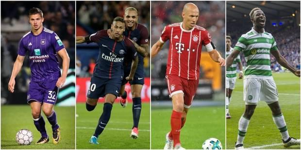 Tirage cinq étoiles pour Anderlecht: Les Mauves affronteront le PSG, le Bayern et le Celtic - La Libre