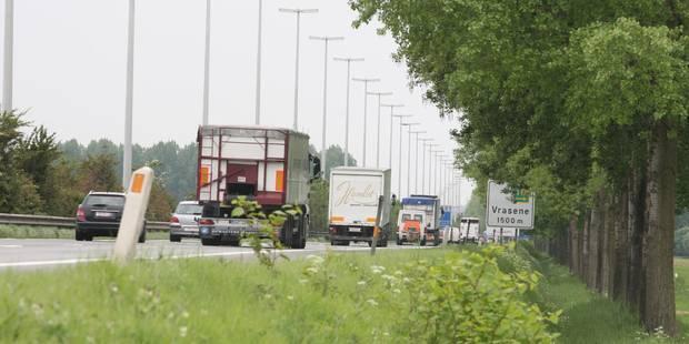 La nouvelle autoroute A11 officiellement inaugurée - La Libre