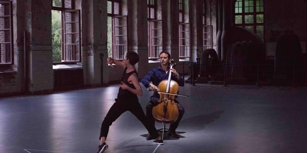 Instants sublimes de danse et musique avec Bach et Anne Teresa De Keersmaeker - La Libre