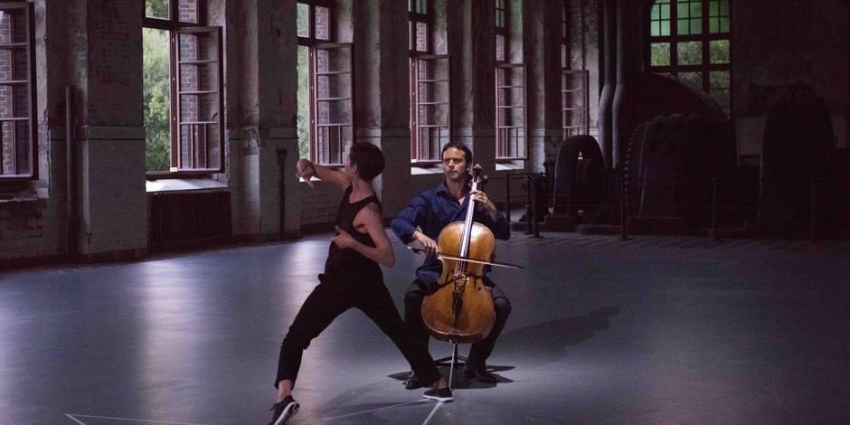 Instants sublimes de danse et musique avec Bach et Anne Teresa De Keersmaeker