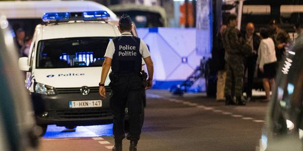 Attentat de Bruxelles : l'intrigant profil de l'assaillant des militaires - La Libre