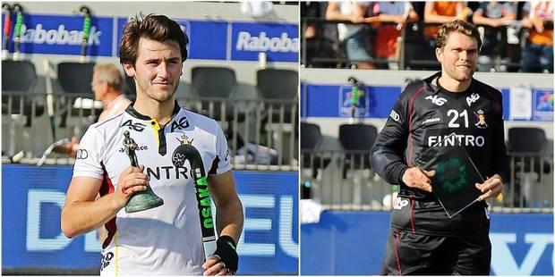 Hockey : deux Belges mis à l'honneur - La Libre