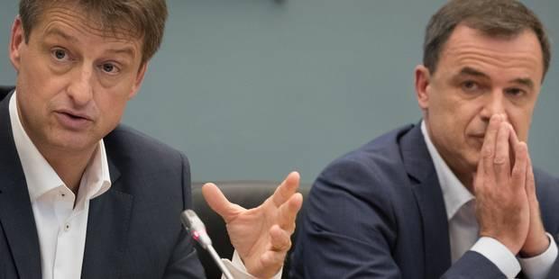 """Crise politique : pour le MR, """"il est temps de se mettre autour de la table"""" mais sans le PS - La Libre"""