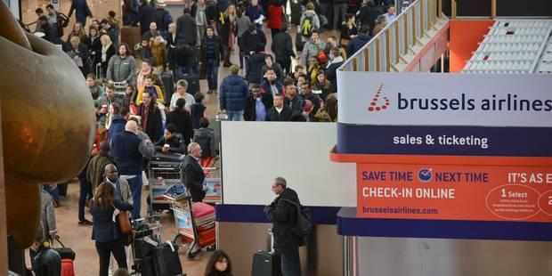 """Test-achats attaque en justice la clause de """"no-show"""" des compagnies aériennes - La Libre"""