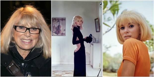 Mireille Darc, la grande blonde avec une robe noire (Vidéos) - La Libre