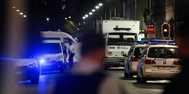 L'homme qui a agressé des militaires à Bruxelles a séjourné en hôpital psychiatrique - La Libre