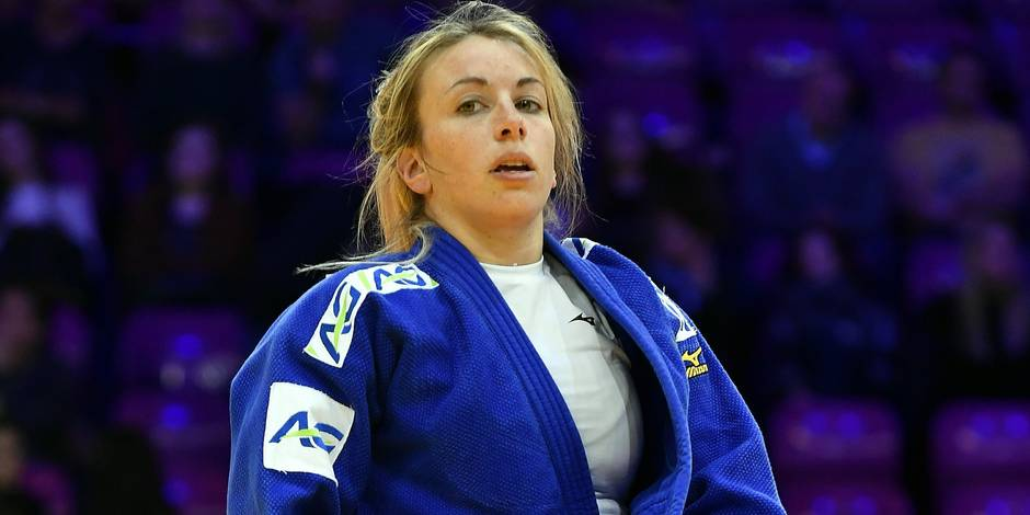 Mondiaux de judo charline van snick limin e au 3e tour la libre - Charline vanhoenacker vie privee ...