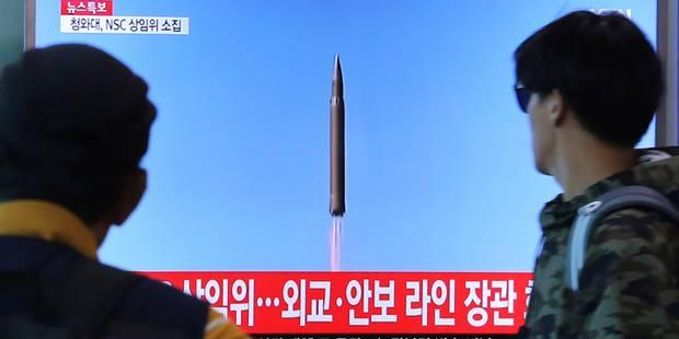 L'ONU condamne le tir nord-coréen, la Corée du Nord en annonce d'autres - La Libre