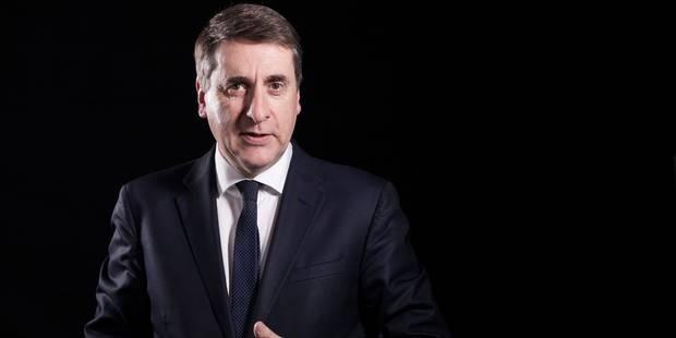 """Olivier Maingain: """"Il y a une perte de confiance"""" avec le cdH - La Libre"""