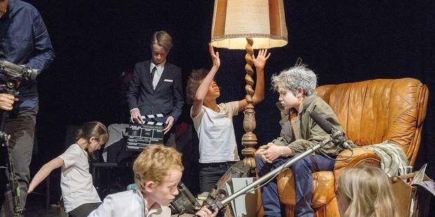 Le théâtre de Flandre, de Bruxelles et des Pays-Bas trié sur le volet et présenté pendant dix jours à Bruxelles - La Lib...
