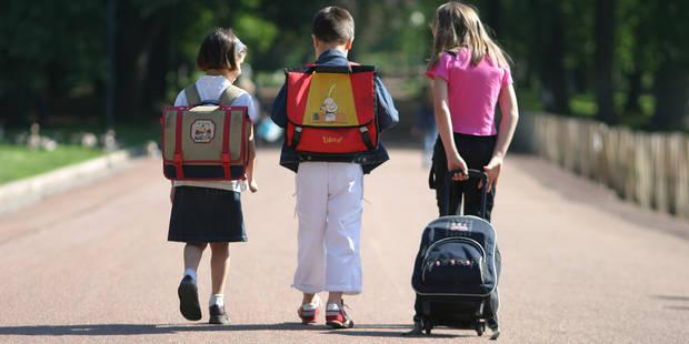 10 000 produits neufs pour la rentrée des enfants précarisés grâce à G2G et BNP Paribas Fortis - La Libre