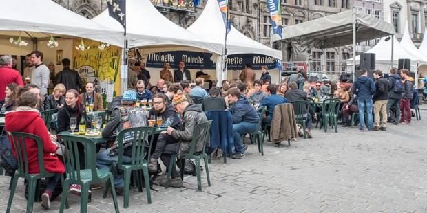 Bruxelles fête la bière belge pendant tout ce week-end - La Libre