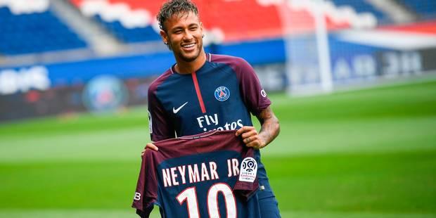 Transfert: l'UEFA ouvre une enquête sur le transfert de Neymar au PSG dans le cadre du fair-play financier - La Libre