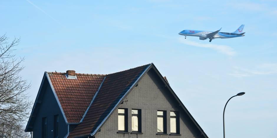 Nuisances des avions