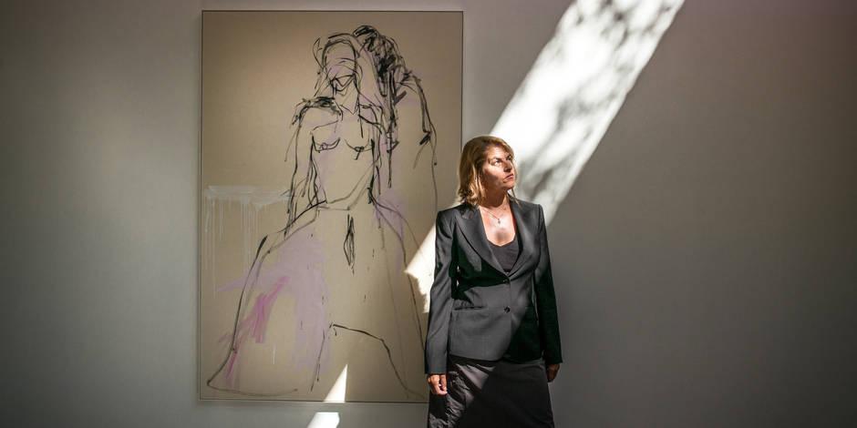 """Rencontre avec Tracey Emin: """"Sans l'art je serais morte"""" - La Libre"""