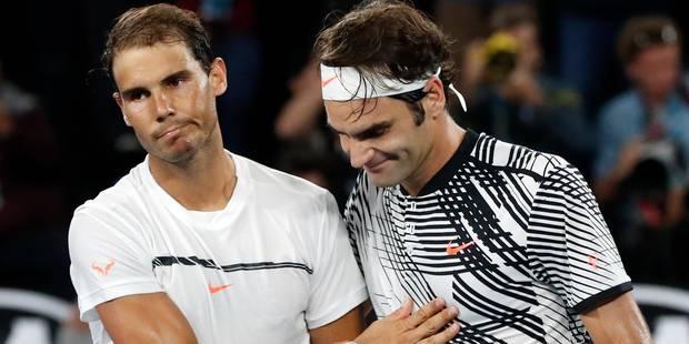 Federer et Nadal, garants de l'ordre établi à l'US Open - La Libre
