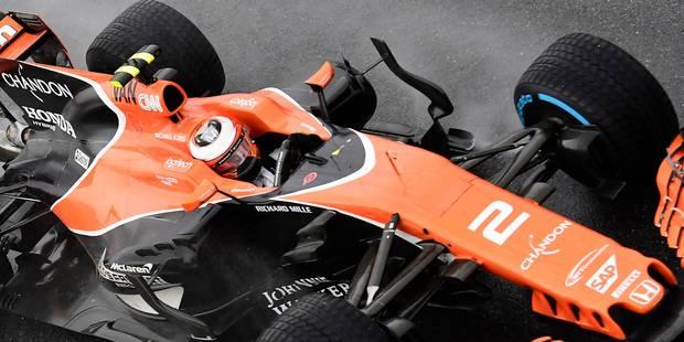 """Vandoorne deux fois trahi par Honda: """"Le même problème qu'en qualifs!"""" - La Libre"""