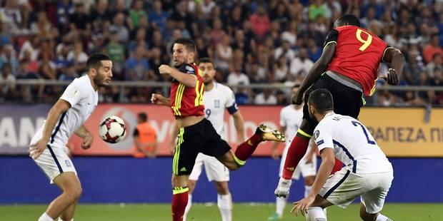 La Belgique bat la Grèce et se qualifie pour le Mondial 2018 en Russie - La Libre