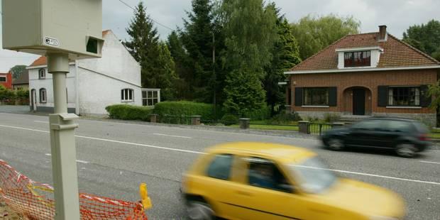 Amende pour excès de vitesse : tout ce qui change - La Libre