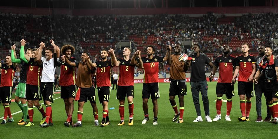 Les cinq points clés de la qualification pour la Coupe du Monde - La Libre