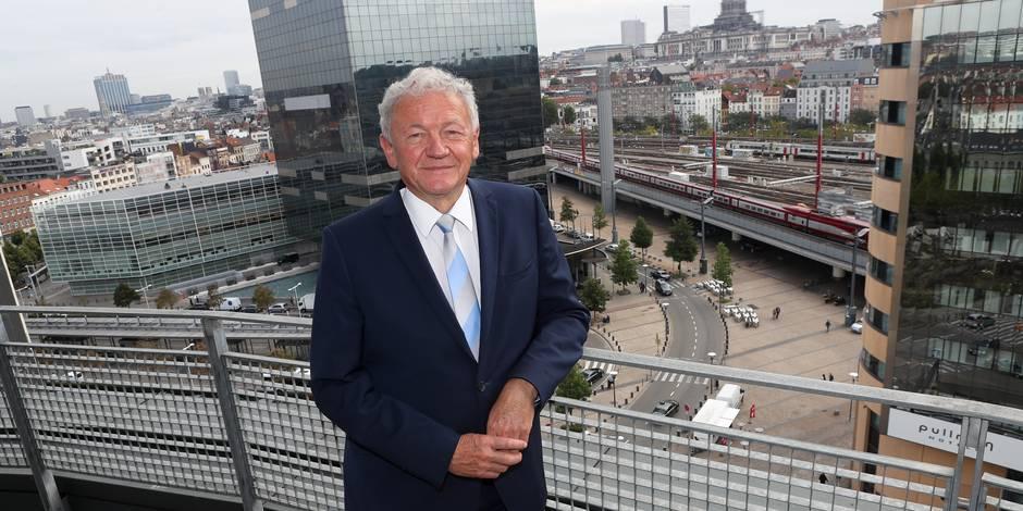 """François Bellot: """"Une privatisation de la SNCB pénaliserait plus la Flandre que la Wallonie"""" (VIDEO) - La Libre"""