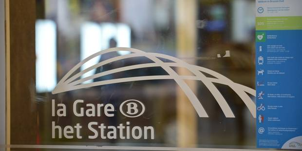 Les grèves ont coûté 14,8 millions à la SNCB en 2016 - La Libre