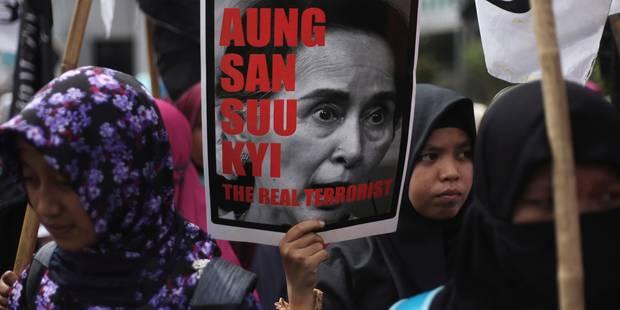 Aung San Suu Kyi peut-elle perdre son prix Nobel ? - La Libre