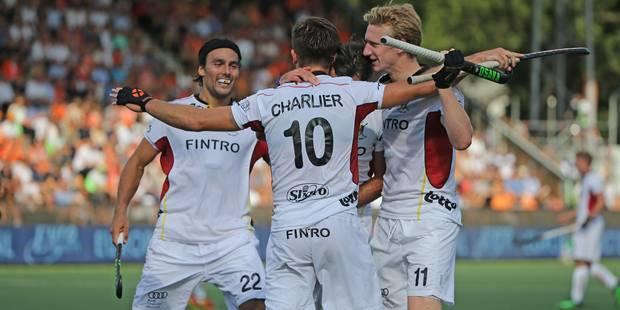 Finale World League: Les Red Lions contre l'Argentine, l'Espagne et les Pays-Bas en phase de groupes - La Libre