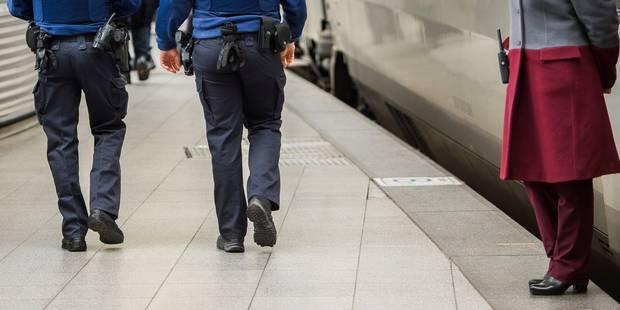 Colis suspect à Bruxelles-Midi: les voies ont été libérées - La Libre