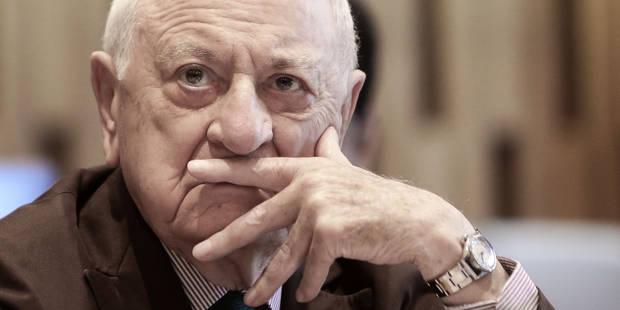 Décès de l'homme d'affaires Pierre Bergé, ex-compagnon d'Yves Saint Laurent, à 86 ans - La Libre