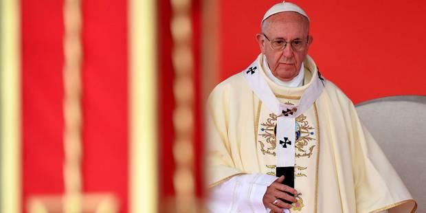 """Le pape François exige """"vérité"""" et """"justice"""" pour les victimes du conflit colombien - La Libre"""