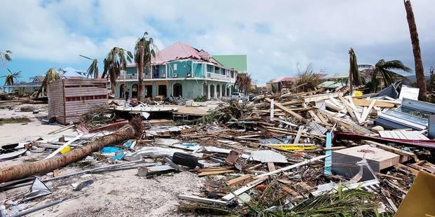Ouragan Irma : comment remet-on une île en état ? - La Libre