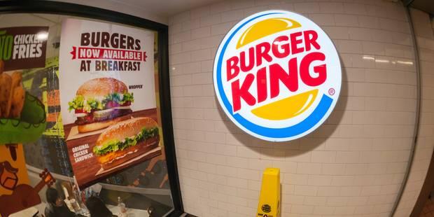 Burger King est aussi le roi de la provocation - La Libre