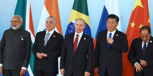 Les BRICS à la recherche d'un partenariat renforcé - La Libre