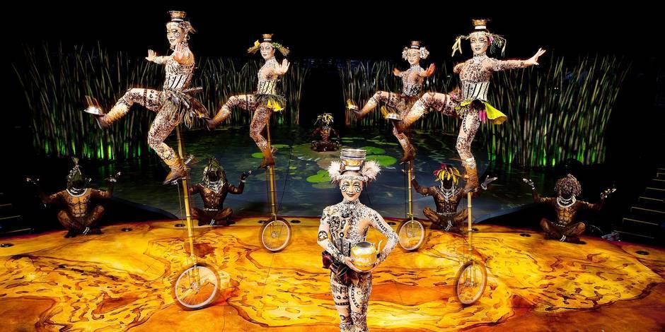 """Robert Lepage : """"Le cirque réconcilie culture et sport"""" - La Libre"""